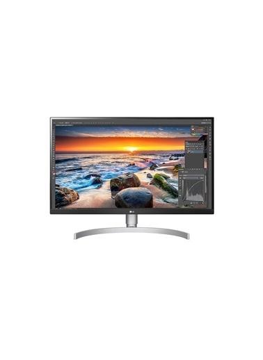 LG LG 27UL850-W 27inch 5ms 4K UHD Freesync Pivot IPS Monitör Renksiz